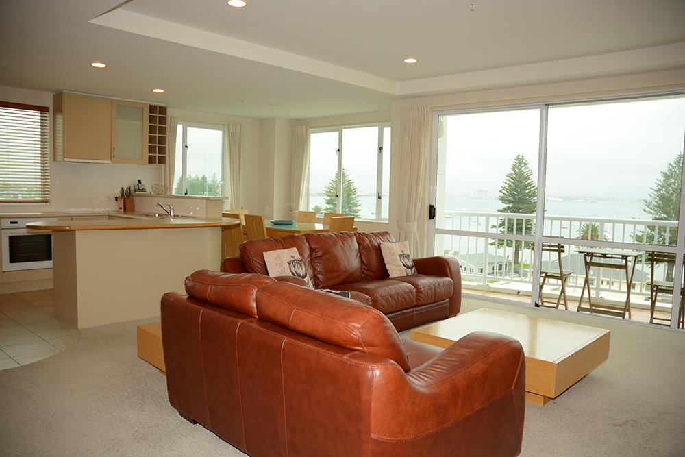 2 Bedroom Harbourview Apartment